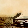 Mr Durden, Sir.: spn   impala   one for the road