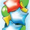 Воздушные шарики, Аэробюро, Звездатос