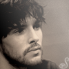 merlin: scruffy colin