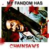 ash chainsaw