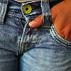 hand in pocket - cherry sin