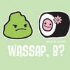 lassroyale: Wasabi?!
