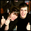 Thumbs up (Brendon and Ryan)