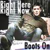 rhrn boots on