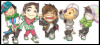 Tintun: big bang cartoon