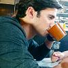 Peter Petrelli: Coffee