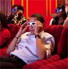 Obama - 3d glasses