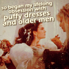 Labyrinth // Puffy Dresses and Older Men