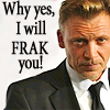 Callum Keith Rennie - I will frak you