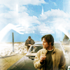 Sam and Dean cloudy sky
