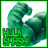 hulk smash - anger - stupidity