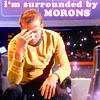 moron surround