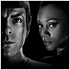 star trek (spock/nyota otp)