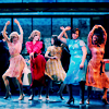 Mrs. Fruitcake: 9 to 5: dance party!