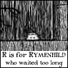 R is for Rymenhild