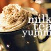 milk tea yumm