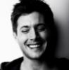 Jensen laughing 2