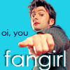 Diane: Dr Who ~ Oi! Fangirl!
