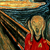star trek - the scream