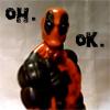 Emily: Marvel/DC Deadpool OK