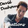 David Duchovny Creations