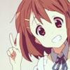 peace smile Yui