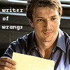 Writer of Wrongs
