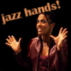 beesandbrews: martha jazz hands