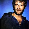 Oliver Queen: beardy