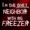 neighbour freezer