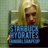 starbuck hydrates