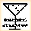 V's Herbie: ionic bond