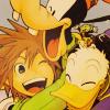 Kingdom Hearts; BFFs