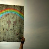 Rainbow - Spray Paint