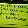 Nothing is Static