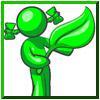 Зеленая Девачга