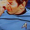 spock - emotional or frustrated