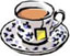 coquillage: Tea