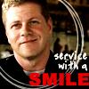 60schic: Service w/ a Smile