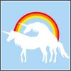 pervs, Unicorns, fucking, rainbow
