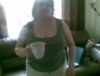 me with cuppa