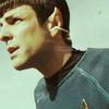 Campaspe: Star Trek \\ Spock