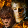 outsideth3box: SPN Sam/Dean Fire