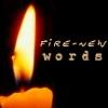 Gileonnen: Fire-New Words