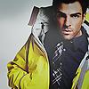 Zachery Quinto yellow jacket