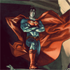 Billowing Cape Superman