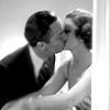 Thin Man Loy Powell Kissing