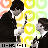 She's Come Undone: Beatles: John and Paul are love!