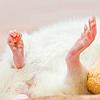 Rat feet