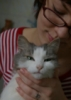 я и кошка